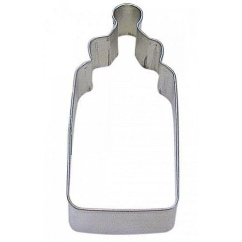 Baby Bottle Cookie Cutter 3""