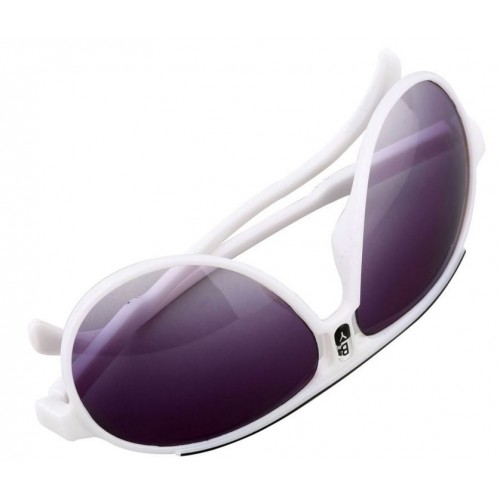 Kids Fashion Sunglasses White