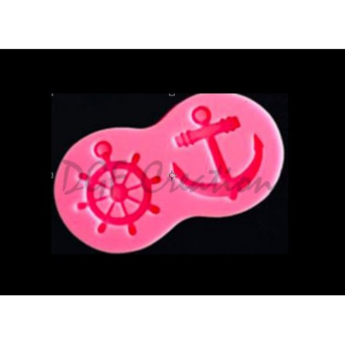 Anchor & Wheel