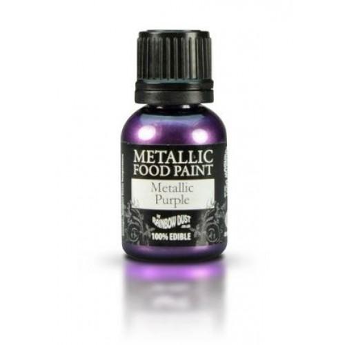 Rainbow Dust Metallic Purple  25ml