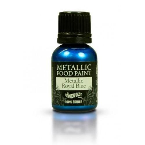 Rainbow Dust Metallic Royal Blue  25ml