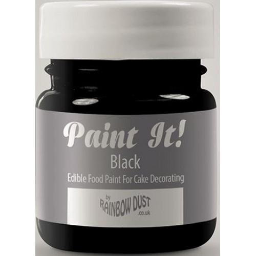 PaintIt Black 25ml