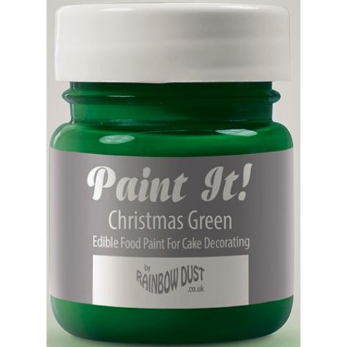 PaintIt Christmas Green 25ml