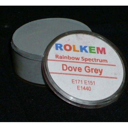 ROLKEM RAINBOW SPECTRUM DOVE GREY 10ML