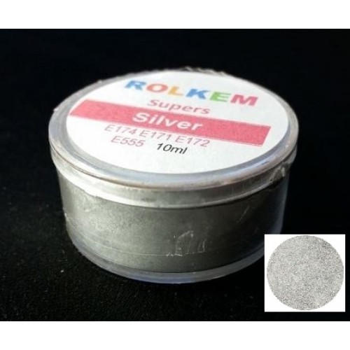 ROLKEM SUPERS SILVER 10ml