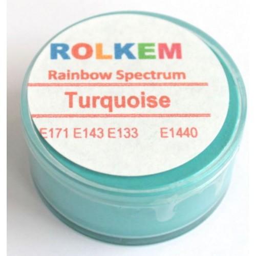 ROLKEM RAINBOW SPECTRUM TURQUOISE 10ML